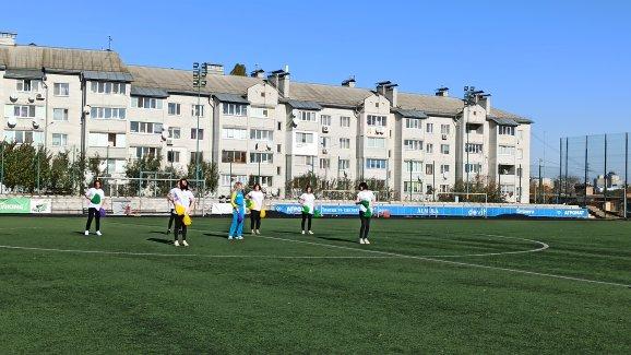 Відбувся Чемпіонат з футболу серед школярів Борщагівської сільської ради!
